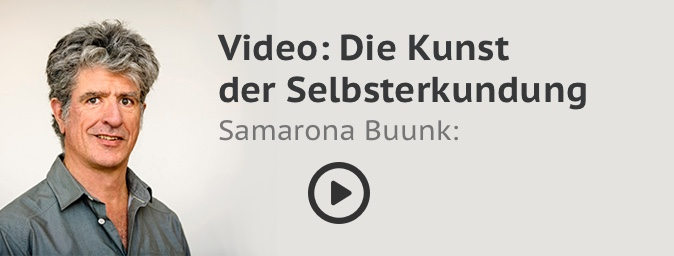 Video: Die Kunst der Selbsterkennung_Samarona Buunk