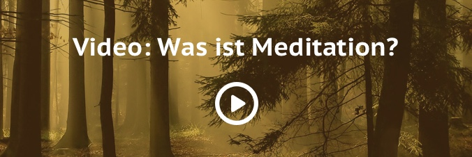 Video: Was ist Meditation?
